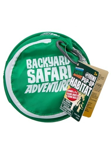 Backyard Safari Bahçe Oyuncakları Renkli